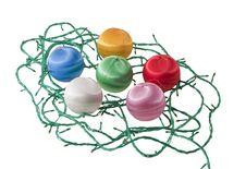 Free Christmas Toys Royalty Free Stock Photos - 17430738