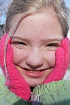 Free Winter Beauty Stock Photos - 17430983