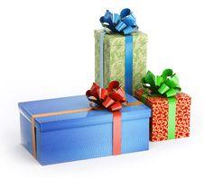 Free Presents Royalty Free Stock Photos - 17431068