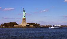 Free Liberate Statue Royalty Free Stock Photo - 17431365