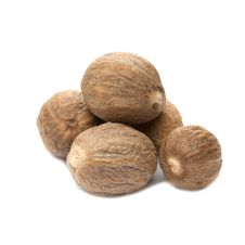 Free Nutmeg Royalty Free Stock Photo - 17431435
