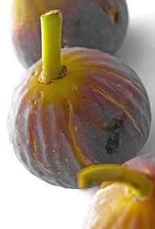 Free Presentation Of Ripe Figs Of Spanish Origin Stock Photography - 17431892