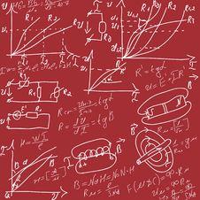 Free Formulas Stock Photography - 17432082