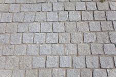 Free Stone Sidewalk Stock Image - 17433001