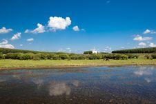 Free Landscape Of Grassland In Inner Mongolia Stock Images - 17433284