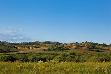 Free Landscape Of Grassland In Inner Mongolia Royalty Free Stock Image - 17433316