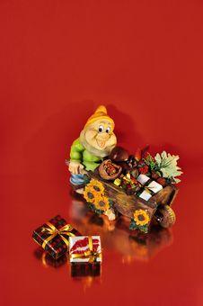 Free Happy Christmas Royalty Free Stock Image - 17433366