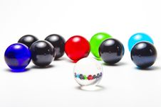 Free Spheres Stock Images - 17433914