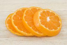 Free Orange Slices Stock Photo - 17434270