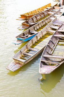 Free Boat In River Stock Photo - 17434280