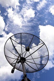 Free Satellite Royalty Free Stock Image - 17434556