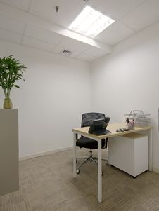 Free Office Room Royalty Free Stock Photos - 17435408