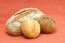 Free Bread. Royalty Free Stock Images - 17435969