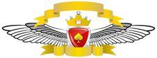 Free Emblem. Royalty Free Stock Images - 17436079