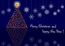 Free Christmas Tree. Vector 10eps. Stock Photos - 17438763