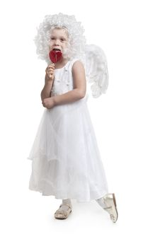 Free Little Angel Royalty Free Stock Image - 17439276