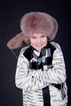 Free Cheerful Boy Royalty Free Stock Image - 17439326
