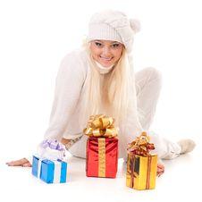 Free Girl Royalty Free Stock Image - 17439346