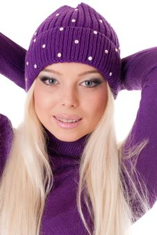 Free Beautiful Caucasian Girl Stock Photos - 17439353