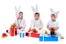 Free Bunny Stock Image - 17439381