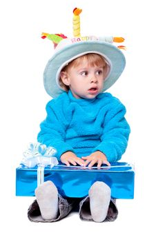 Free Little Boy Royalty Free Stock Photo - 17439445