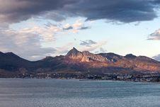 Free Kara Dag Mountain Stock Photography - 17439462