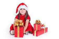 Free Sweet Smiling Girl Royalty Free Stock Photos - 17439478