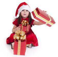 Free Sweet Smiling Girl Stock Image - 17439481
