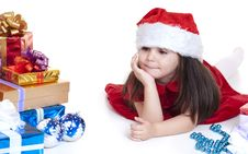 Free Little Girl Royalty Free Stock Photography - 17439547