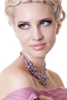 Free Photo Of  A Blond Lady Royalty Free Stock Photography - 17439677