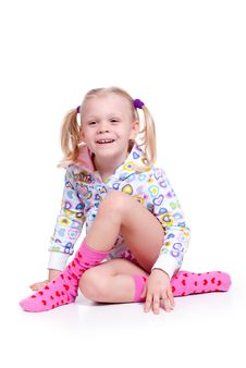 Free Little Girl Stock Photography - 17439812