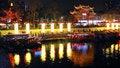 Free Qinhuai Riverside Royalty Free Stock Photos - 17440768