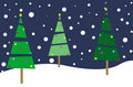 Free Christmas Card Royalty Free Stock Photography - 17447797