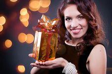 Free Beautiful Brunette Stock Photos - 17440003
