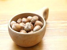Free Hazelnuts Stock Photo - 17440560