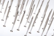 Free Metal Screws Stock Photography - 17441112