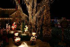 Free Christmas Lights Stock Image - 17441981