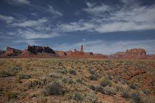 Free Monument Valley Stock Photos - 17441983