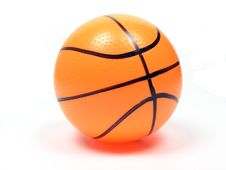 Free Basketball Ball Royalty Free Stock Images - 17442839