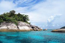 Free Similan Islands Stock Photos - 17442893