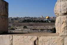 Free The Temple Mount Moria Stock Image - 17442961