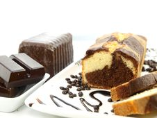 Fresh Cake Stock Images