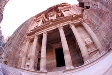 Free Petra, Jordan Royalty Free Stock Photos - 17444078