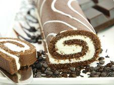 Fresh Cake Stock Image