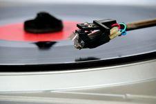 Free Vinyl Records Royalty Free Stock Photos - 17446938