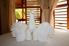 Free Palapas Interior In Playa Del Carmen Stock Image - 17447701