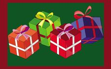 Free Christmas Background Stock Photos - 17447813