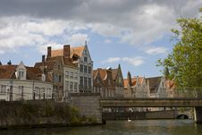 Free Old City Architecture, Brugge. Stock Photos - 17447963