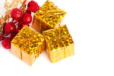 Free Christmas Gift Boxes Royalty Free Stock Images - 17448139