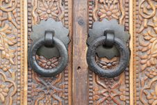Door Handles Stock Images